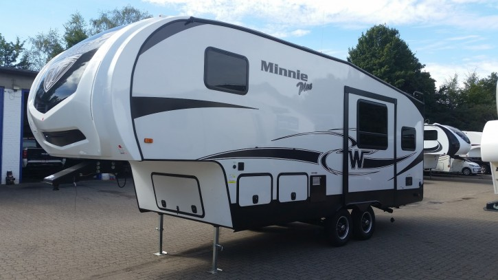 Winnebago Minnie Plus  (8,5 Meter)