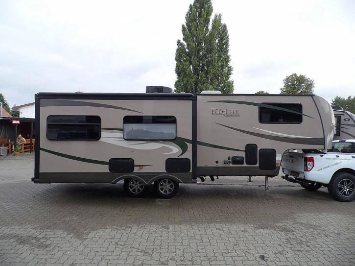 Ecolite EURO Edition U Lounge Modell (8,6 Meter)