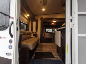 Heartland Sundance XLT 245XLT (8 Meter) Solar/Sat/Klima