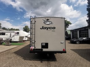 Komplettgespann JAYCO26BHX mit GMC Sierra 2500HD